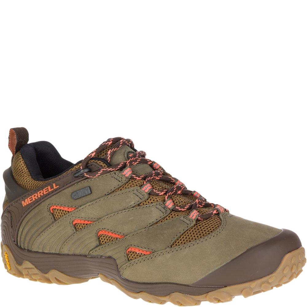 Merrell Women's Chameleon 7 Waterproof Hiking Shoe B071G1PN1Y 10 B(M) US|Dusty Olive
