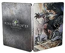 Best Buy Exclusive Monster Hunter World Steelbook