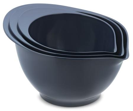 Blue Melamine Mixing Bowls, Set of 3 | Williams-Sonoma