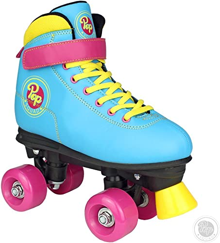 Pop Squad Malibu Boy s and Girl s Roller Skates Beach Blue