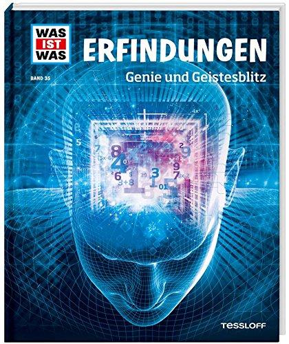 WAS IST WAS Band 35 Erfindungen. Genie und Geistesblitz (WAS IST WAS Sachbuch, Band 35) Gebundenes Buch – 1. November 2017 Manfred Dr. Baur 3788620749 978-3-7886-2074-5 Deutsch