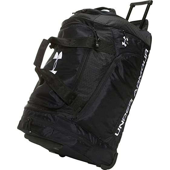 under armour wheeled bag