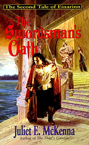 book cover of The Swordsman\'s Oath