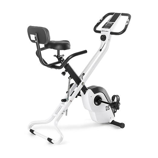 13 opinioni per Capital Sports Azura X1 X-Bike Cyclette Bici da Camera Cardio Bike Richiudibile