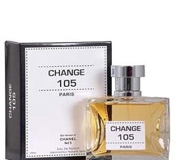 No5 Change 105 Paris Womens Perfume Eau De Parfum 100ml/3.4oz (Imitation)