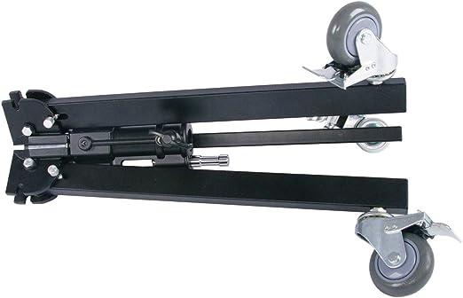 -3 Section 2580mm GTX Grip Light Stand V Series 101 GP-VLS101 Silver//Black