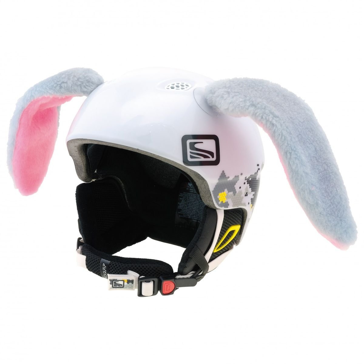 Crazy Ears Helm-Accessoires Hase Hund Ohren Ski-Ohren Tierohren