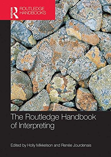 Download The Routledge Handbook of Interpreting (Routledge Handbooks in Applied Linguistics) Pdf