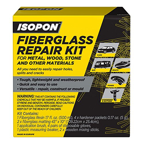 Isopon Fiberglass Repair Kit - Buy Online in KSA  Automotive