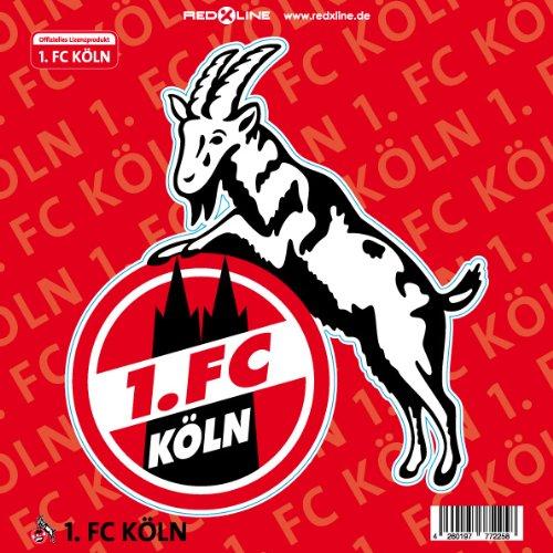 Auto Aufkleber Logo 21 X 21 Cm 1 Fc Köln Neu