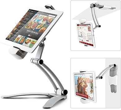 iKross 2 en 1 Soporte para Tablet, Soporte de Mesa Multiángulo o ...