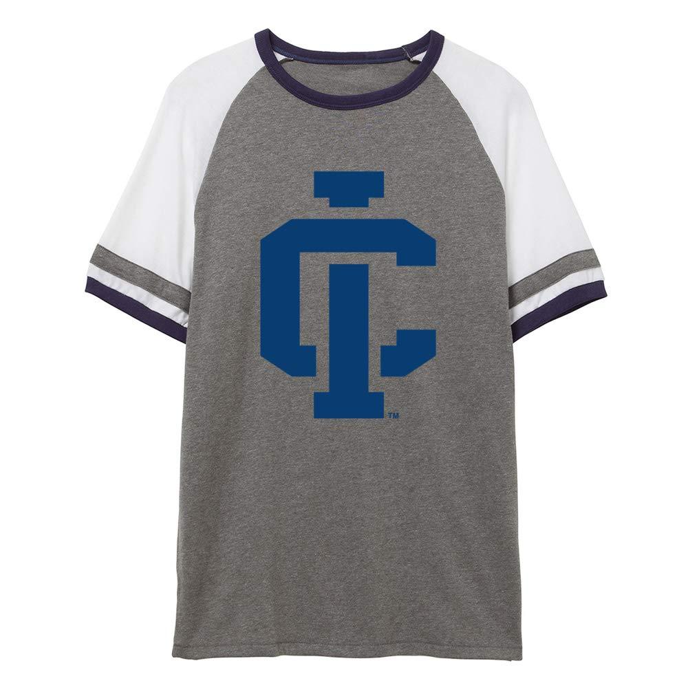 NCAA Ithaca Bombers 03ic-1 Unisex Slapshot Vintage Jersey T-Shirt