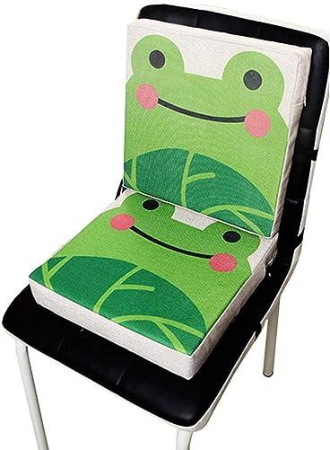 Children Dining Chair Heightening Cushion