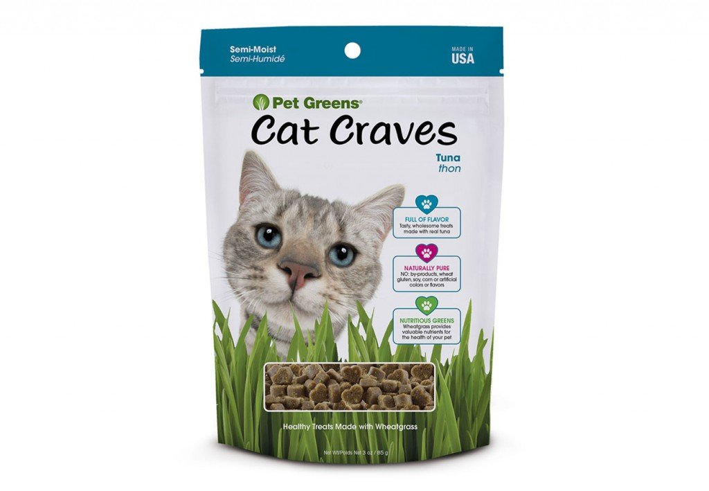 Bellrock Growers Pet Greens Cat Treat Deep Sea Tuna