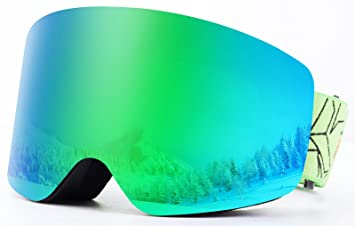 dc7a20686e4a Ski Goggles Anti Fog Glare
