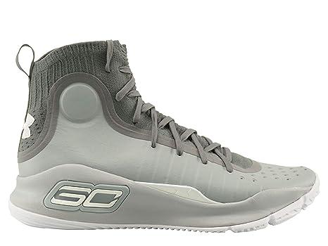 Under Armour Curry 4 Hombre Zapatillas de Baloncesto, 45: Amazon ...