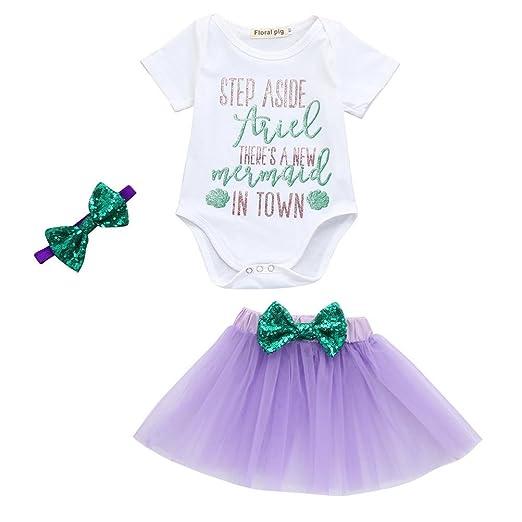 f935fae4d071 Amazon.com  Hatoys 3Pcs Baby Girls Tutu Dress