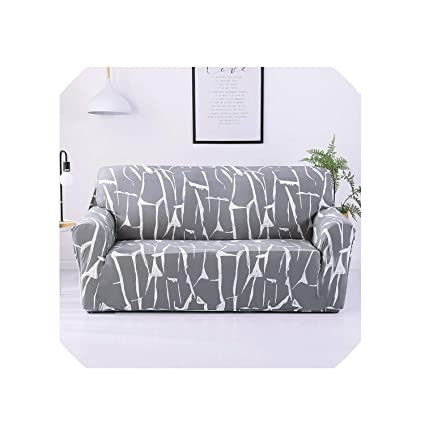 Amazon.com: MoMo CoverSofa Cover Stretch Sectional Couch ...
