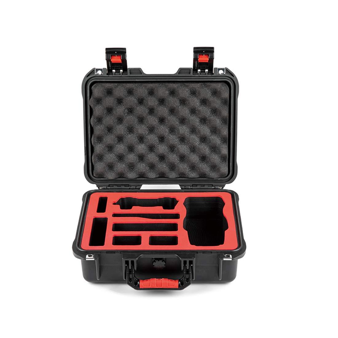 BGoldK PGYTECH Wasserdicht Drohnentasche Tragetasche Handtasche Safety Box Hand Koffer Carry Case für DJI Mavic 2 Pro Mavic 2 Zoom