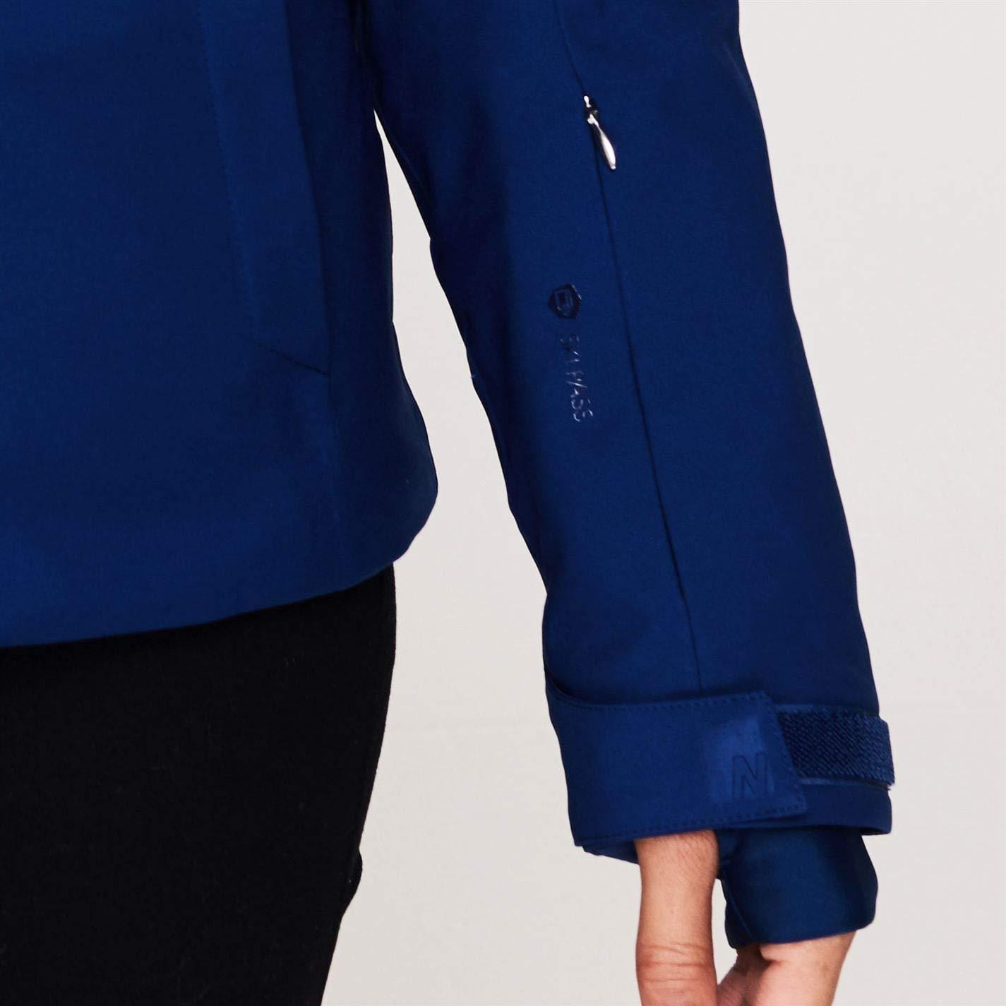 Nevica Womens Vail Ski Jacket Coat Top Long Sleeve Chin