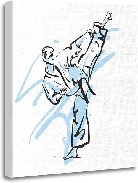 OFFER 2x 10 black acrylic martial arts belt display karate Birthday Teakwon-do