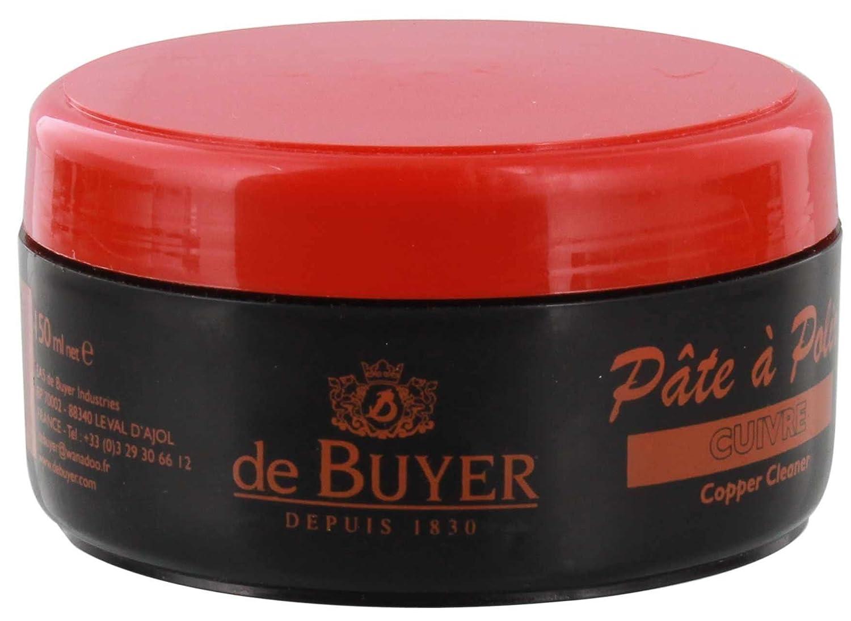 Pasta de mantenimiento deBUYER cobre para ollas y sartenes, 150 ml: Amazon.es: Hogar