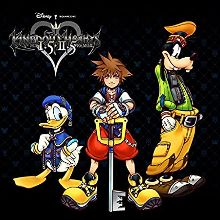 Kingdom Hearts HD 1.5 +2.5 Remix - PS4 [Digital Code]