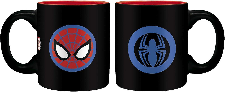 ABYstyle - Marvel - Spider Man - Caja de Regalo Spiderman Cabeza ...