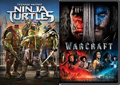 Warcraft   Teenage Mutant Ninja Turtles  2014  Hero Set