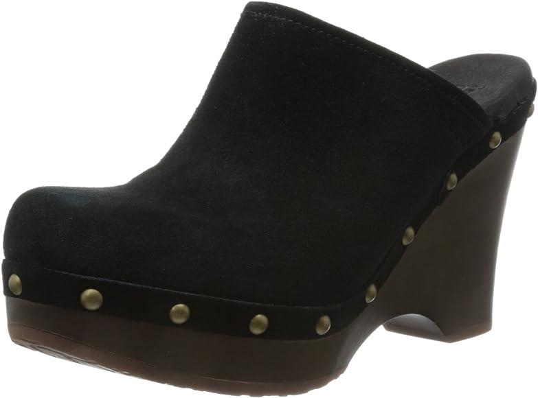 545a55c679 Amazon.com | UGG Australia Women's Marsalis, Black, US 12 M | Shoes