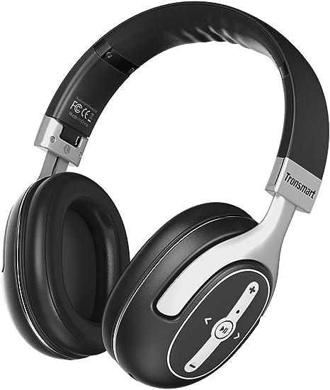 Auriculares Inalámbricos, Tronsmart S6 Headphone Cascos Bluetooth ...