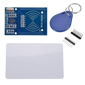 1PCS RC522 Lectura de RF Lector RFID Tarjeta IC Prueba de ...