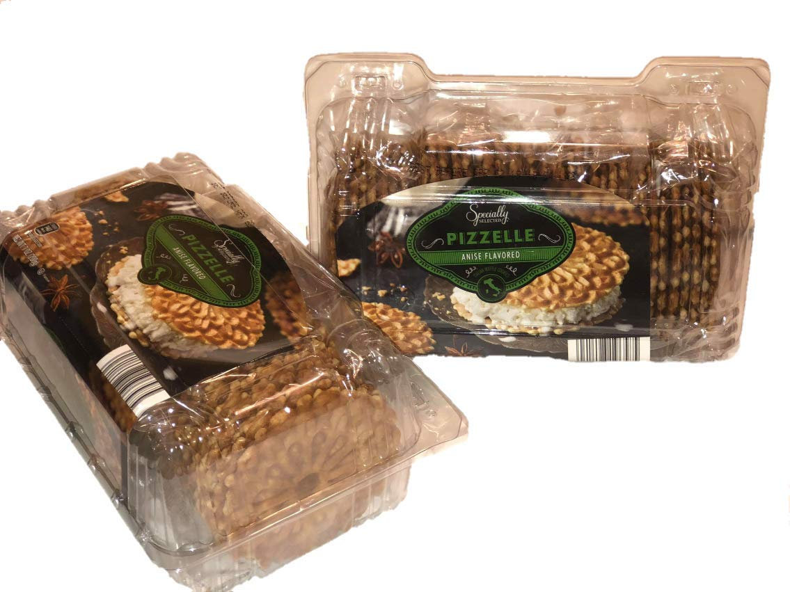 2 Packs Specially Selected - Pizzelle Anise Flavored