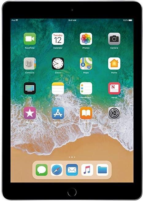 32GB iPad 9.7 6th generation Apple Latest Model with Wi-Fi