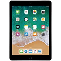 "Apple 9.7"" iPad Early 2018 32GB Wi-Fi Only Space Gray (Refurbished)"