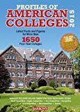 Profiles of American Colleges 2015 (Barron's Profiles of American Colleges) by Barron's College Division Staff (2014-07-01)