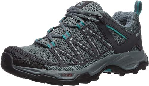 calzado salomon mujer trekking 80