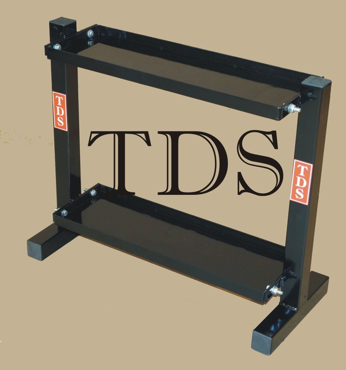 TDS 24'' Kettlebell Rack - Made in The USA by TDS