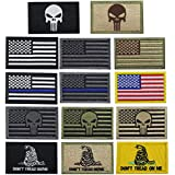 2pcs Bundle - Embroidered Medic Cross Tactical...