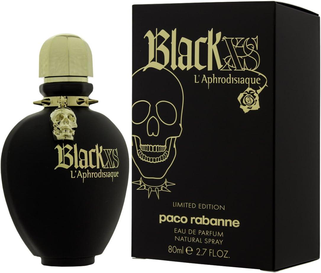 Black XS L'Aphrodisiaque pour Elle PACO
