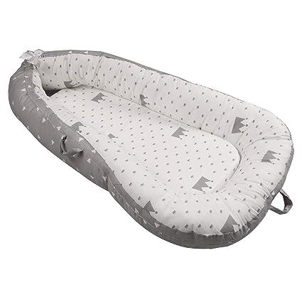 Riduttore Letto Sacco Nest Neonati Luchild Baby Culla Nanna Per Ac5RLq4j3