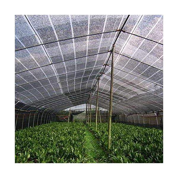 Giow - Telo protettivo per protezione solare da balcone, con asola antipolvere, 4 angoli, 12 misure (colore: nero… 2 spesavip