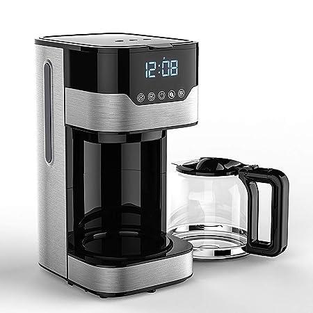 SLOUD Cafeteras / 1.5L con Filtro de café y Jarra de Vidrio ...
