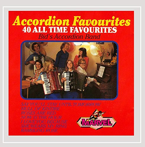 Accordian Favourites - Band Accordion