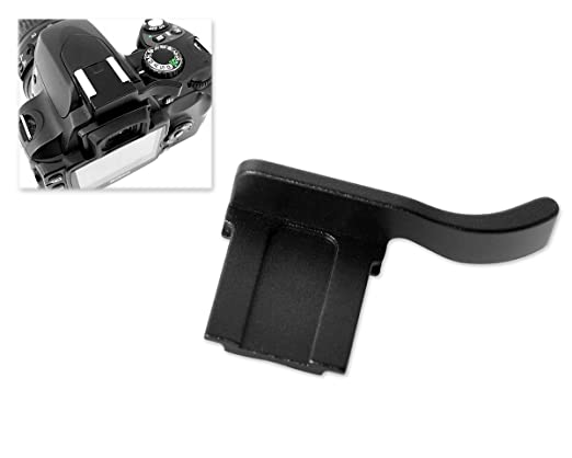 1 opinioni per Camkitmate appoggia pollice su porta flash per fotocamera Fuji X100T
