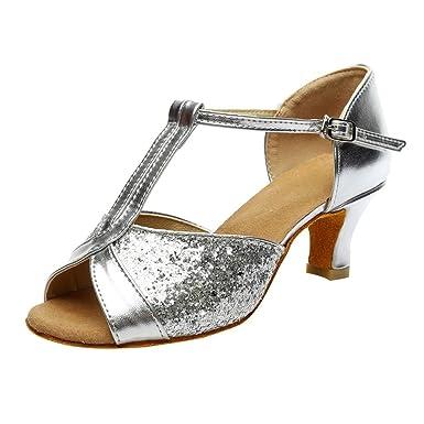 Modaworld Colore Scarpe Rumba Moda Eleganti Sandali Donna 5j3c4LqRA