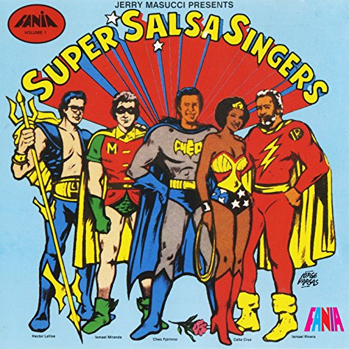 Jerry Masucci Presents Super Salsa Singers Vol 1