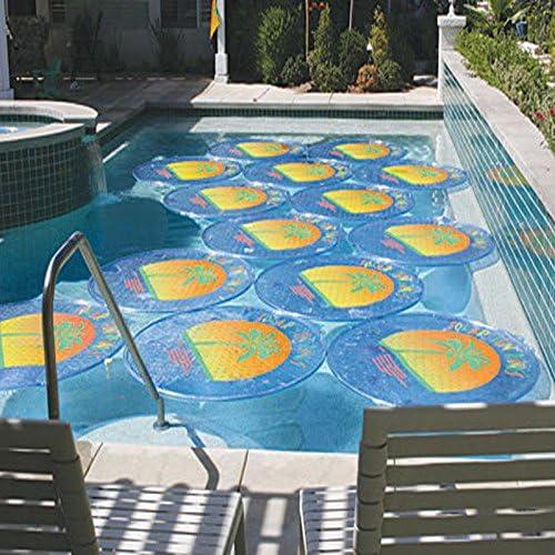 Solar sol anillo piscina calentador, manta térmica Modelo duradero ...