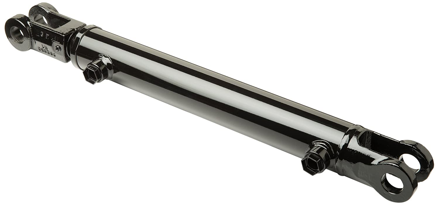 3000 psi Lion Hydraulics 644808 20WH08-112 ASAE Double Lug Design WH Series Steel