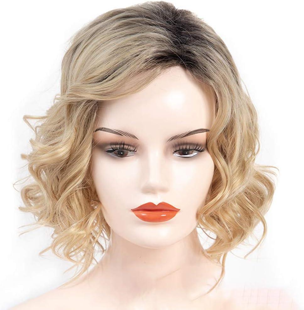 Peluca de arco para niños Marilyn Monroe de pelo corto rizado ...